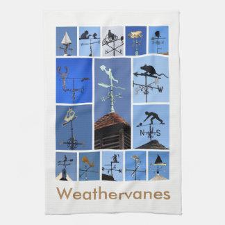 Weathervanesのteatowel キッチンタオル