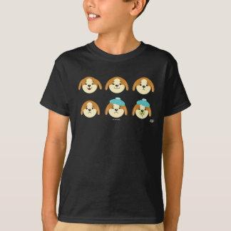 Webkinzの子犬の感情 Tシャツ