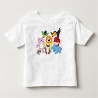 Webkinzへの歓迎! トドラーTシャツ