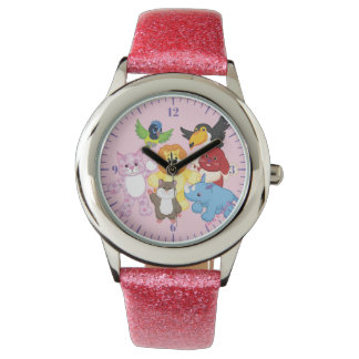 Webkinzへの歓迎! 腕時計