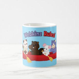 Webkinz | Webkinzの規則のカヌー旅行2 コーヒーマグカップ