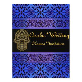 Wedding*Hamsa カード