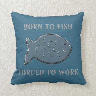 Wedgewoodの魚 クッション