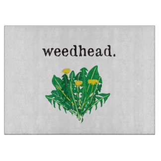 weedhead。 (タンポポ) カッティングボード