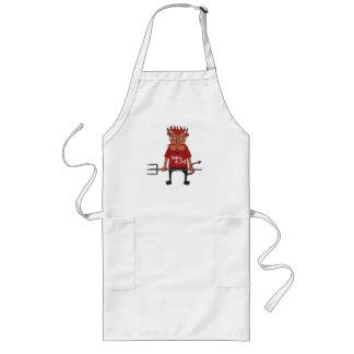 WeeMad BBQの悪魔 ロングエプロン