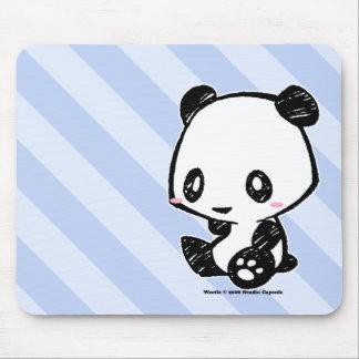 Weetleのパンダ マウスパッド