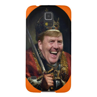 Wegはウィレムのtelefoonhoejeに会いました Galaxy S5 ケース