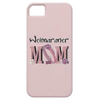 Weimaranerのお母さん iPhone SE/5/5s ケース