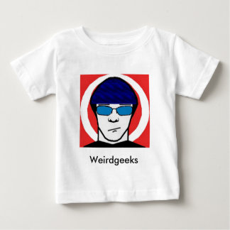 WeirdgeeksのTシャツ ベビーTシャツ