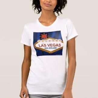 welcometolasvegas tシャツ