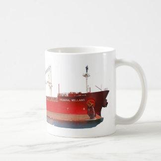 Wellandの中央政府マグ コーヒーマグカップ