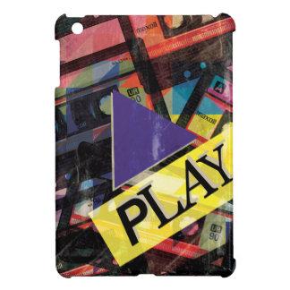 Wellcodaのカセットテープの演劇の音楽愛好者 iPad Mini Case