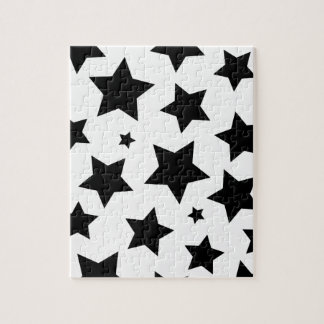 Wellcodaの多数星の効果の夜空 ジグソーパズル