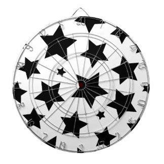 Wellcodaの多数星の効果の夜空 ダーツボード