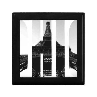 Wellcodaエッフェル塔のシックなスワッグのパリ愛 ギフトボックス