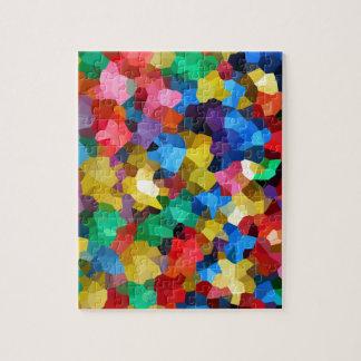 Wellcoda熱狂するな色の球のプールキャンデーの生命 ジグソーパズル