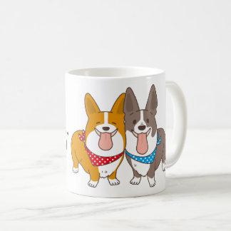 welsh corgi コーヒーマグカップ