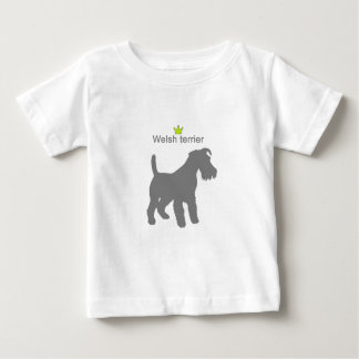 Welsh terrier g5 ベビーTシャツ