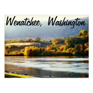 Wenatchee、ワシントン州 ポストカード