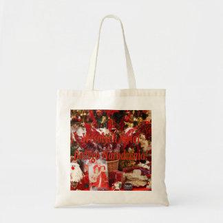 Wesołych Świąt…! ポーランド語rfのメリークリスマス トートバッグ