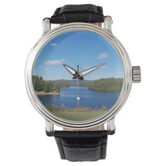 west Virginia湖の腕時計 腕時計