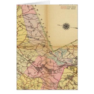 Westchester County、ニューヨーク カード