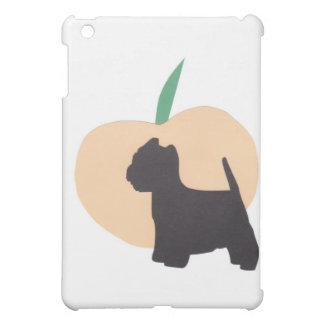 Westieおよびカボチャ iPad Mini Case