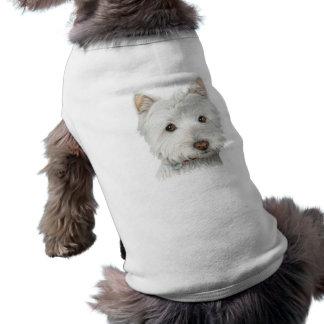 Westieかわいい犬 ペット服