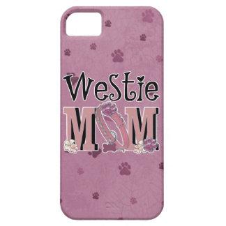 Westieのお母さん iPhone SE/5/5s ケース