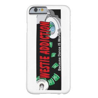 Westieの常習のiPhoneの場合 Barely There iPhone 6 ケース