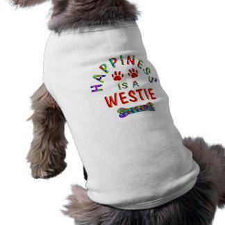Westieの幸福 ペット服