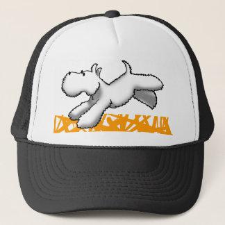 Westieの操業トラック運転手の帽子 キャップ