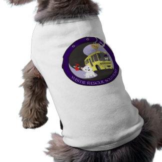 Westieの救助南東犬のTシャツ ペット服