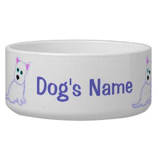 Westie犬ボール