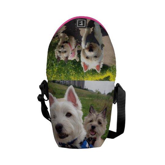 westie cairn terrier bag クーリエバッグ