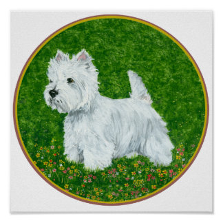 Westie Greengrass ポスター