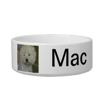 Westie Macのペットボウル ボウル
