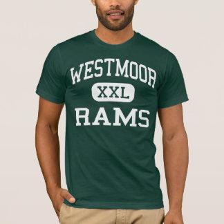 Westmoor -ラム-高Daly Cityカリフォルニア Tシャツ
