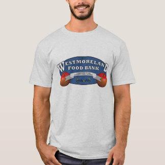 Westmorelandの食糧貯蔵配給所の人のTシャツ Tシャツ