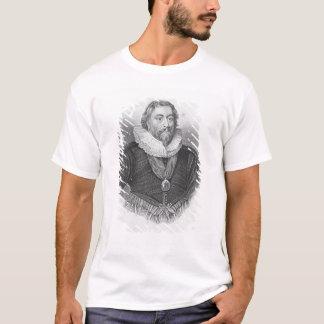 Westonのポートレート「ロッジのイギリスのポートレート Tシャツ