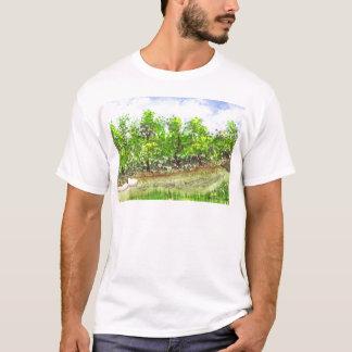 Westonの小川 Tシャツ