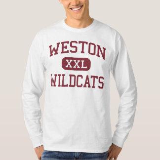 Weston -山猫-高Westonマサチューセッツ Tシャツ