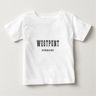 Westpuntクラサオ島 ベビーTシャツ