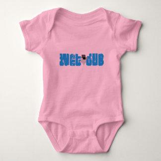 Wetdubのベビーのワイシャツ ベビーボディスーツ