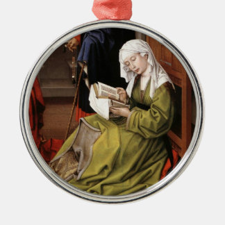 Weyden: Magdaleneの読書、 メタルオーナメント