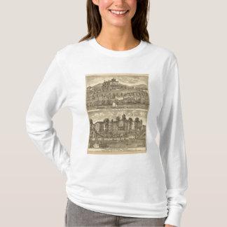 WH Mooneyの住宅 Tシャツ