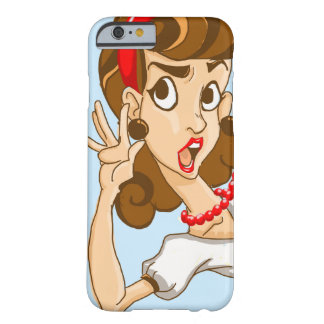 whaaを言って下さいか。 barely there iPhone 6 ケース