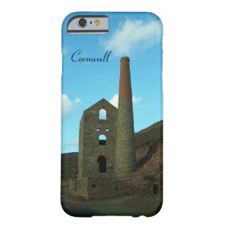 Wheal Coates鉱山コーンウォールイギリス Barely There iPhone 6 ケース
