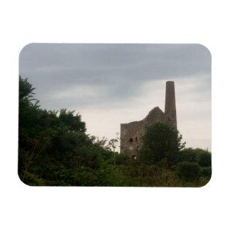 Wheal Peevorのコーニッシュのスズ鉱の写真5 マグネット