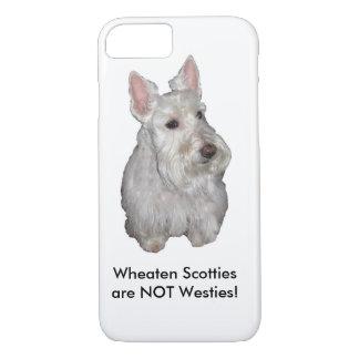 WheatenスコッチテリアはWestiesではないです! iPhone 8/7ケース